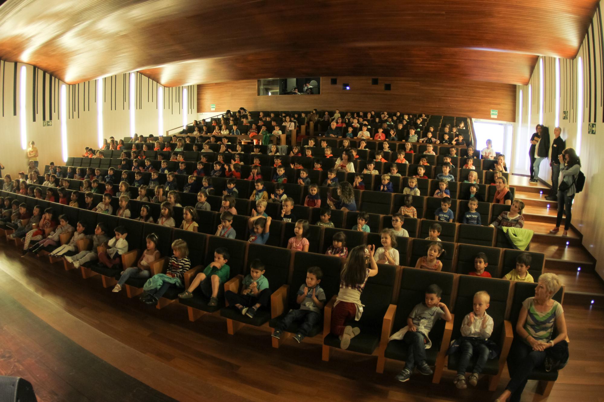 Cine Míudo busca achegar a música e a sétima arte os máis pequenos
