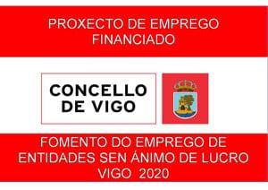 Fomento do emprego Concello de Vigo