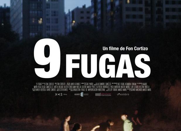 9 Fugas - cartel
