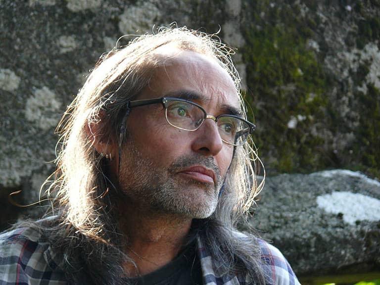 Alberte Pagán en 2021 por Claudio Pato