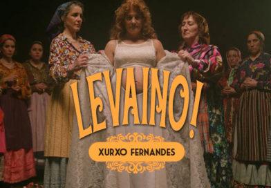 Xurxo Fernandes Levaino!