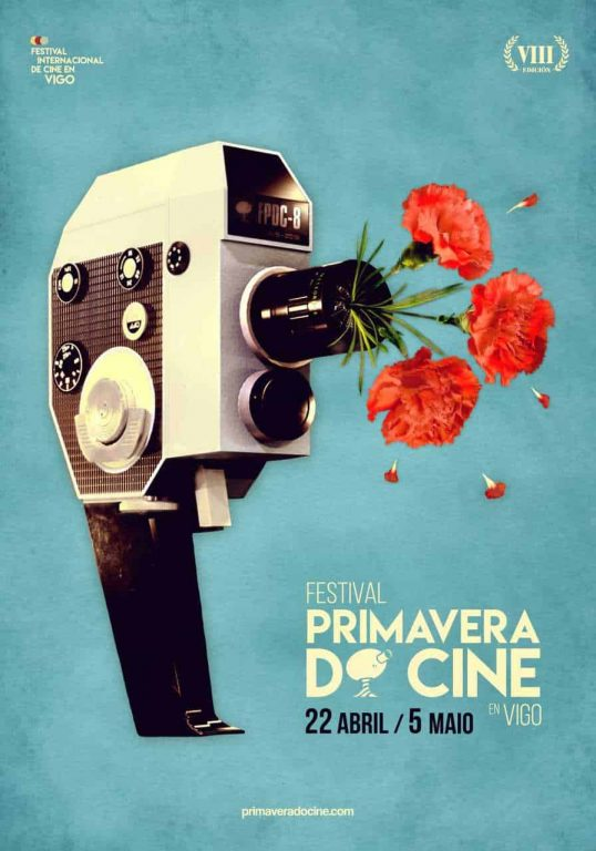 Cartel 8º ed Primavera do Cine